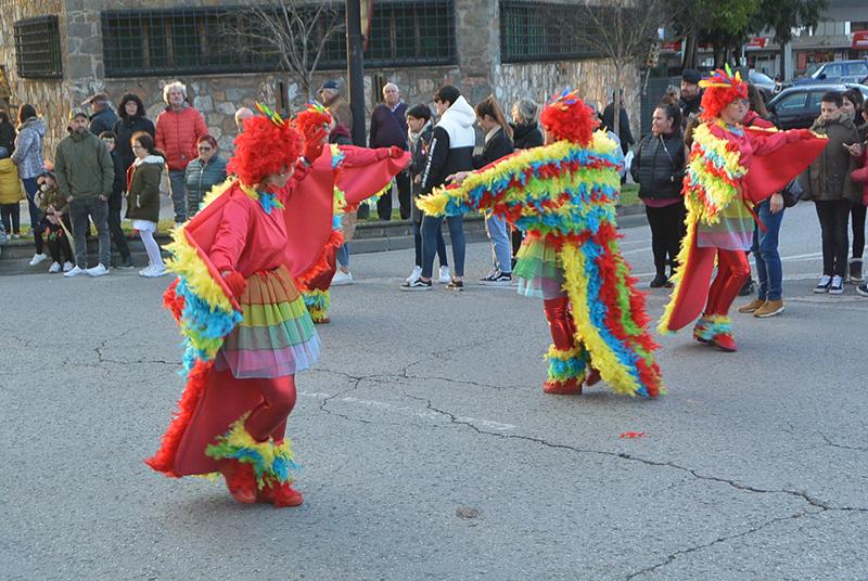 Desfile de Carnaval Ponferrada 2020 78
