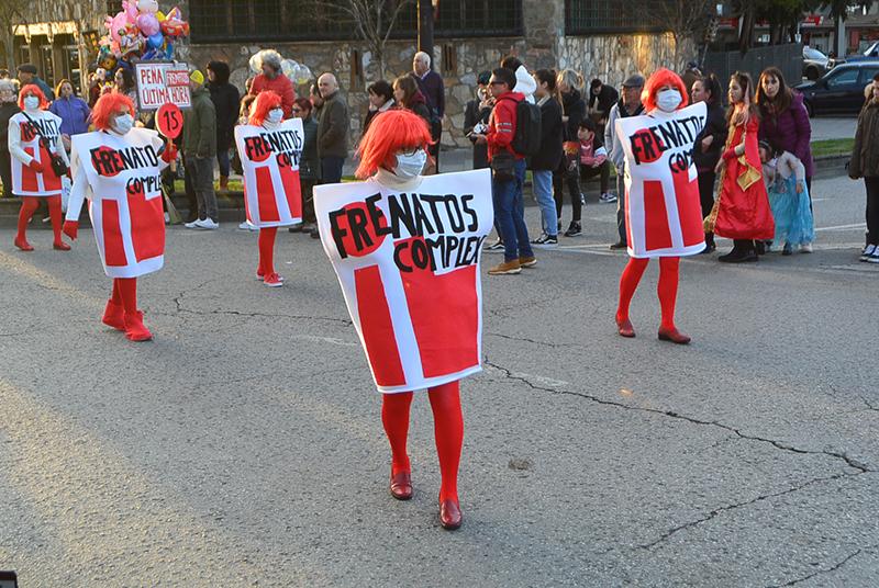 Desfile de Carnaval Ponferrada 2020 83