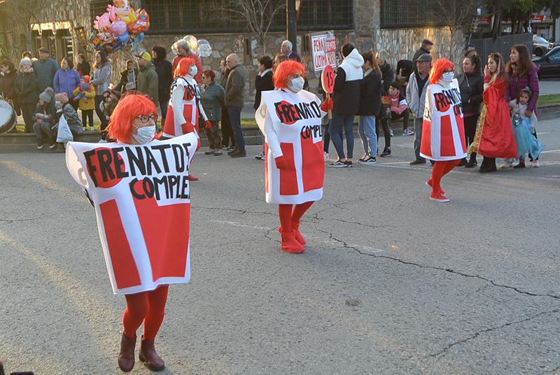 Desfile de Carnaval Ponferrada 2020 85