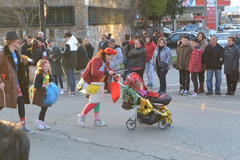 Desfile de Carnaval Ponferrada 2020 87