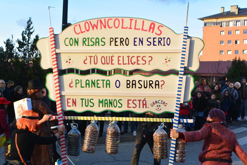 Desfile de Carnaval Ponferrada 2020 89