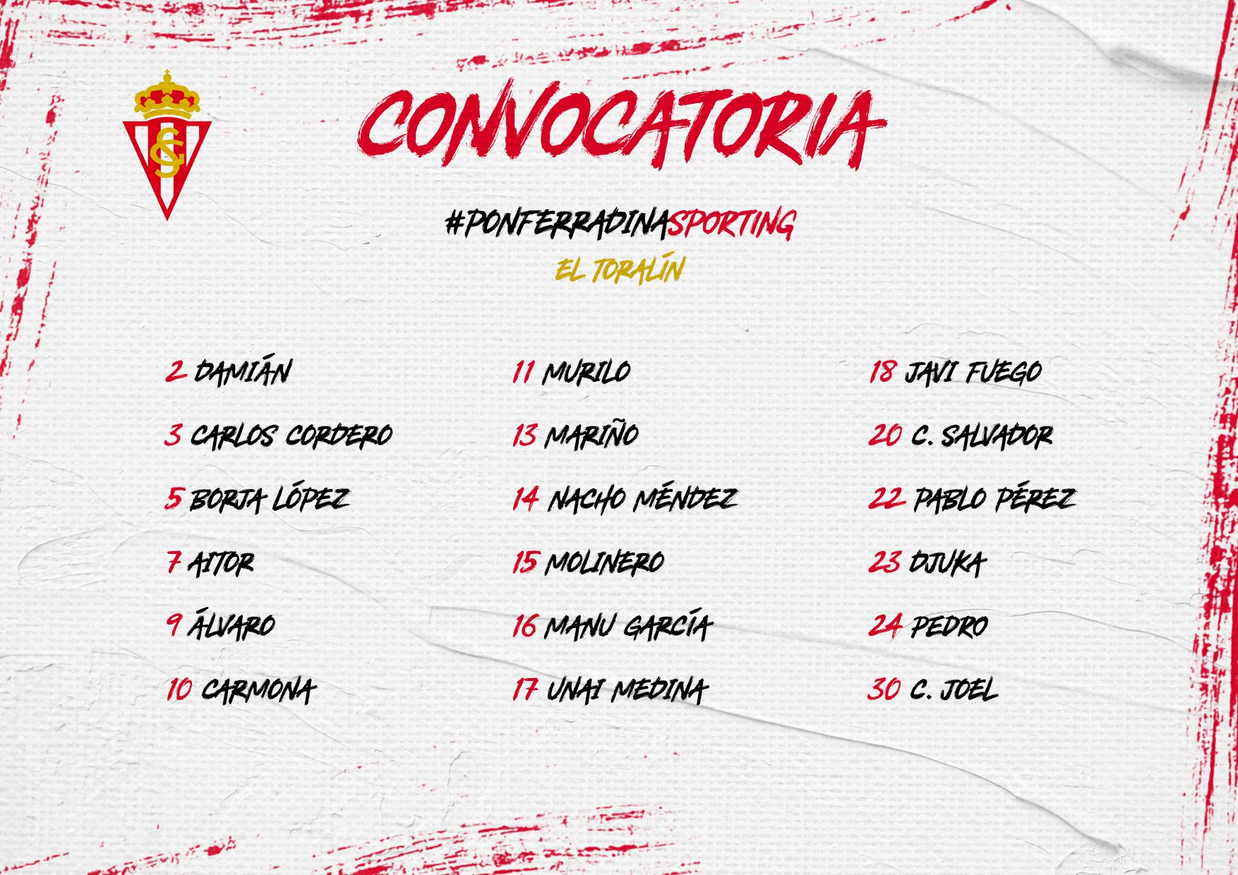 La previa del partido SD Ponferradina - Real Sporting 3