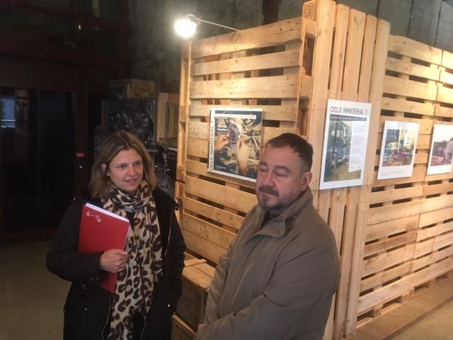 Exposición dentro del Ciclo Inmaterial: 'El transporte y la automoción en el Bierzo y Laciana' 2