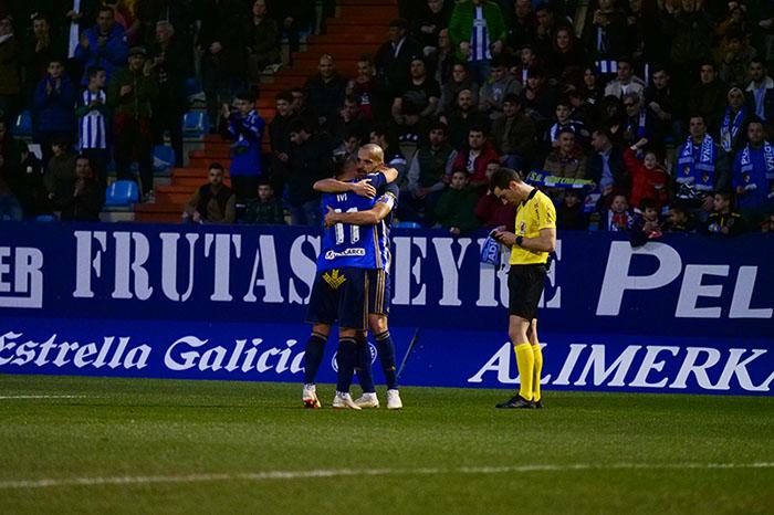 La Ponferradina endereza el rumbo y deja en casa tres merecidos puntos (3-1) 4