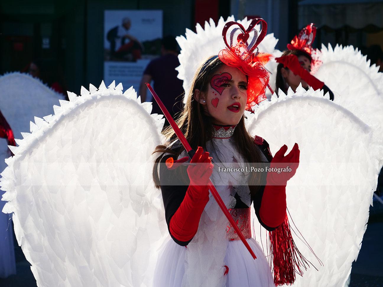 Carnaval 2020: Camponaraya sale a la calle a ritmo de comparsa 2