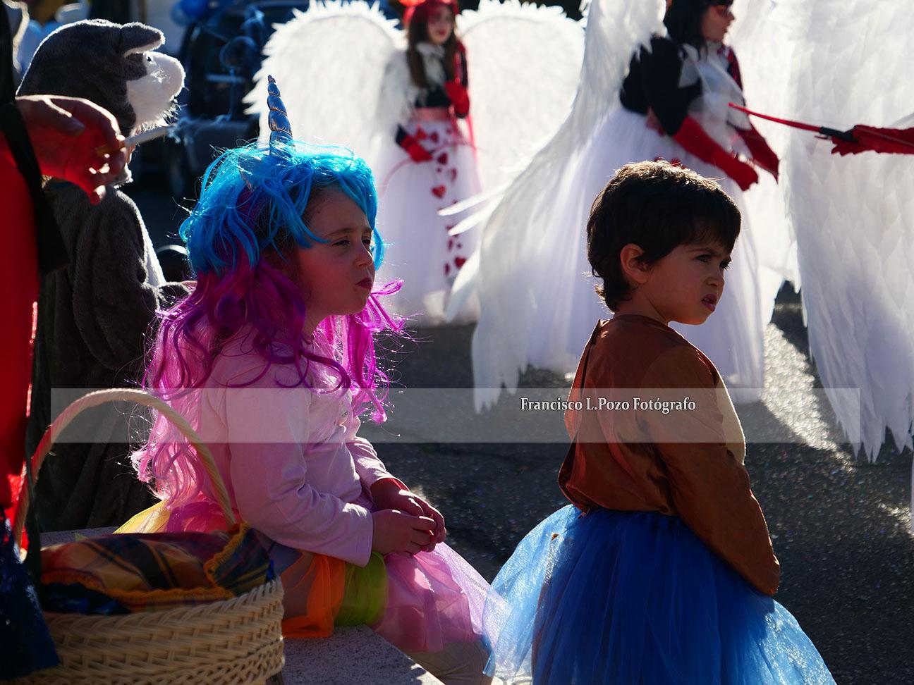 Carnaval 2020: Camponaraya sale a la calle a ritmo de comparsa 3