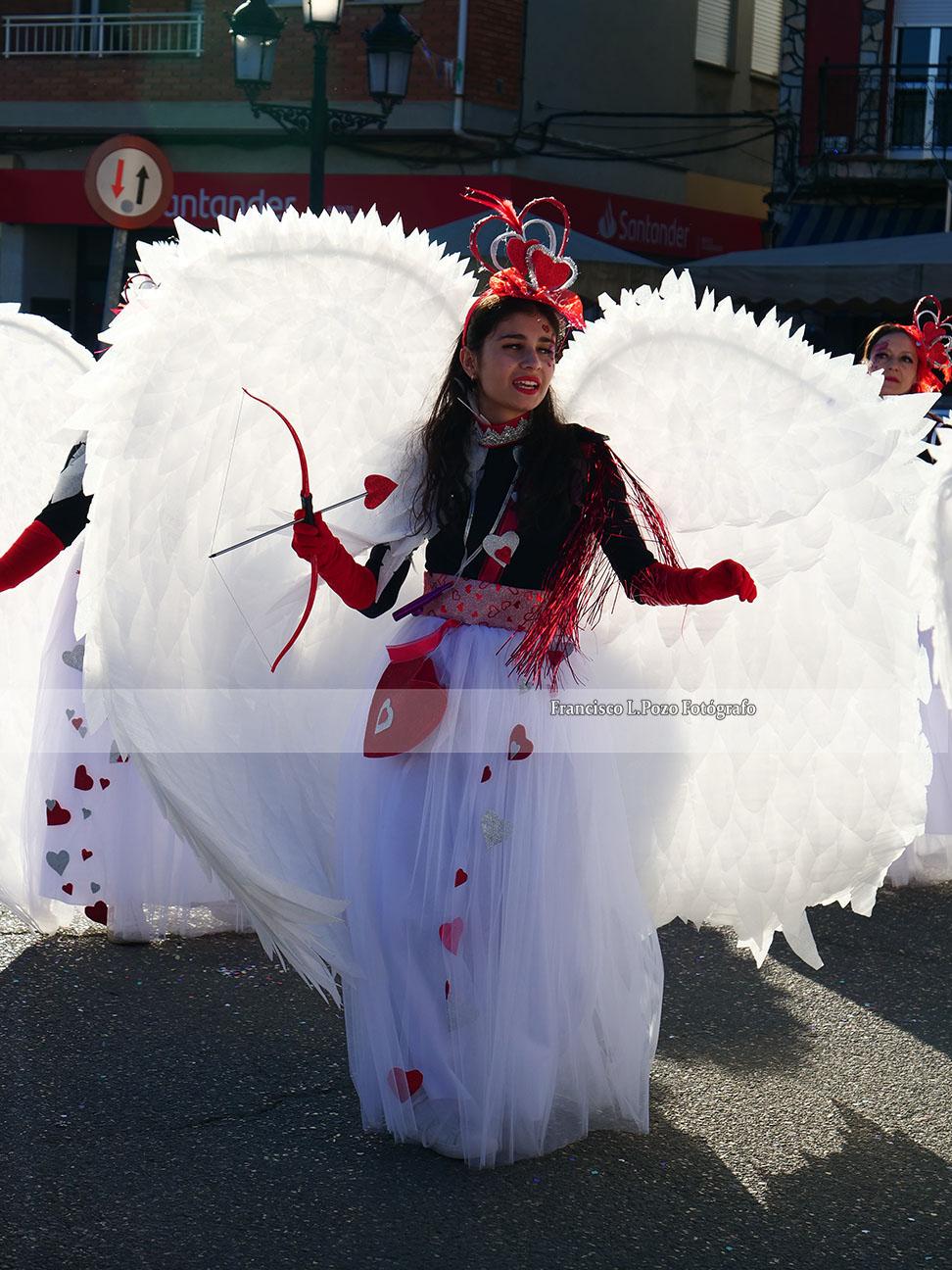 Carnaval 2020: Camponaraya sale a la calle a ritmo de comparsa 4