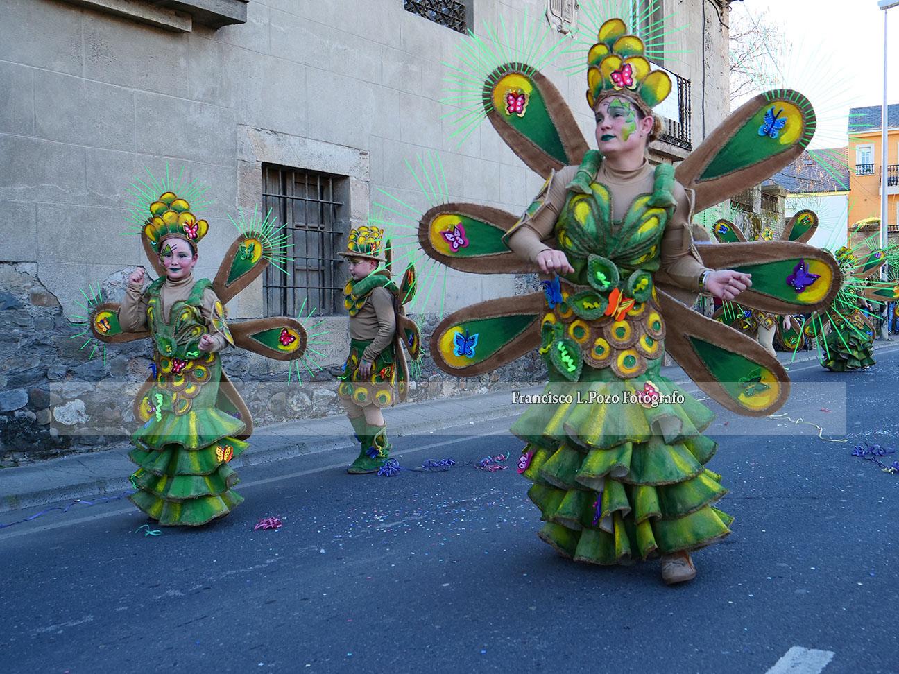 Carnaval 2020: Camponaraya sale a la calle a ritmo de comparsa 7