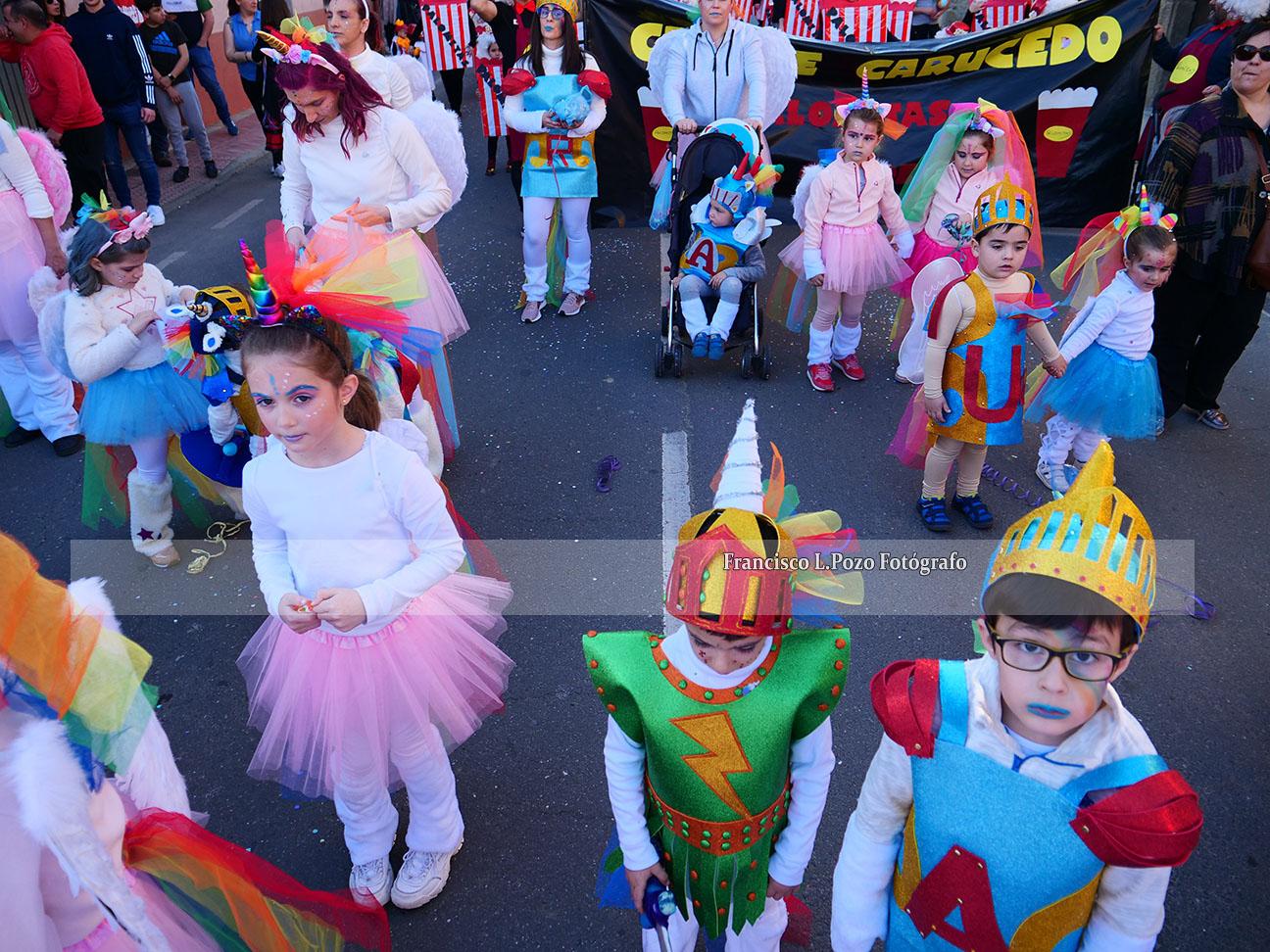 Carnaval 2020: Camponaraya sale a la calle a ritmo de comparsa 10