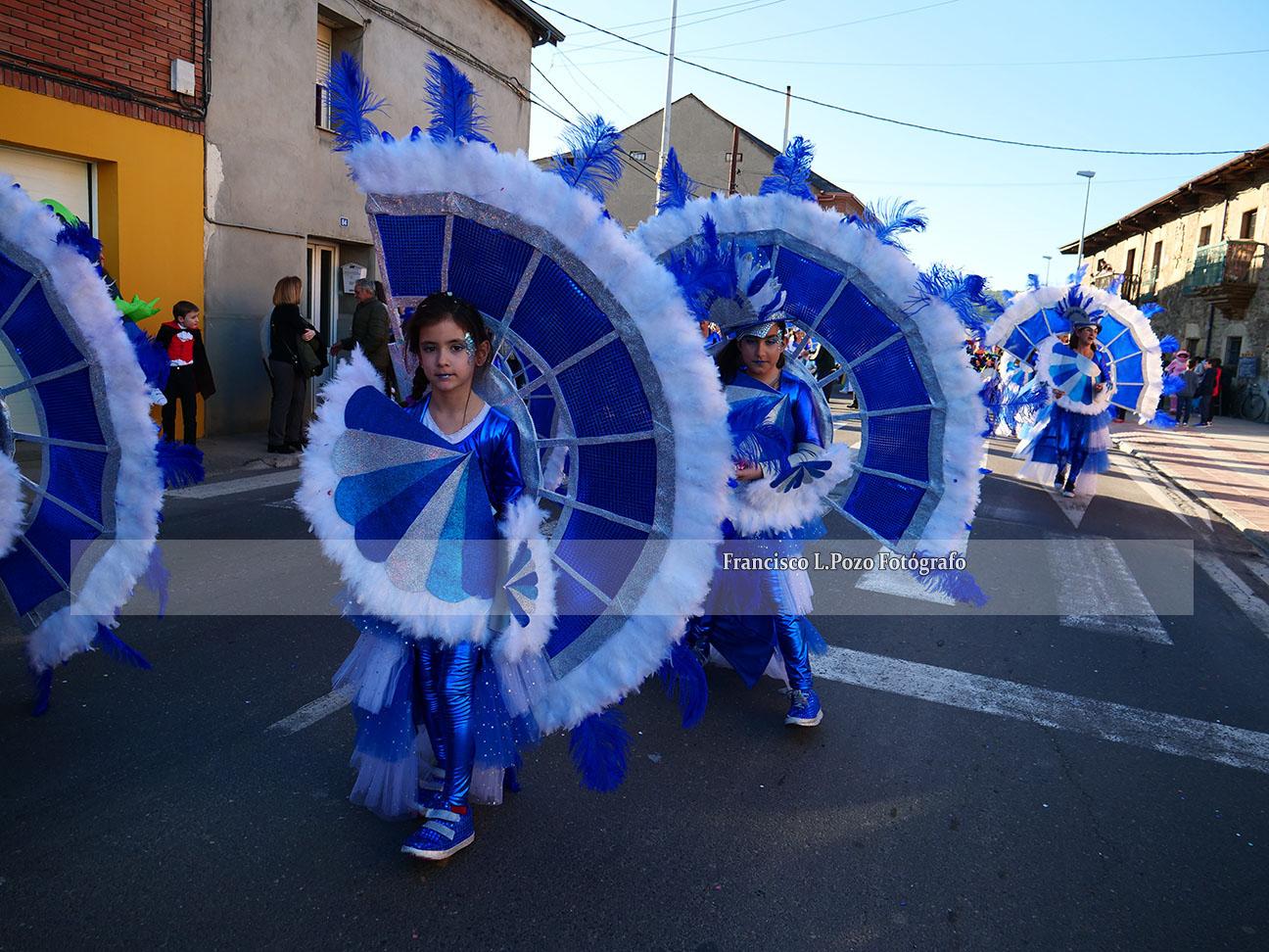 Carnaval 2020: Camponaraya sale a la calle a ritmo de comparsa 12