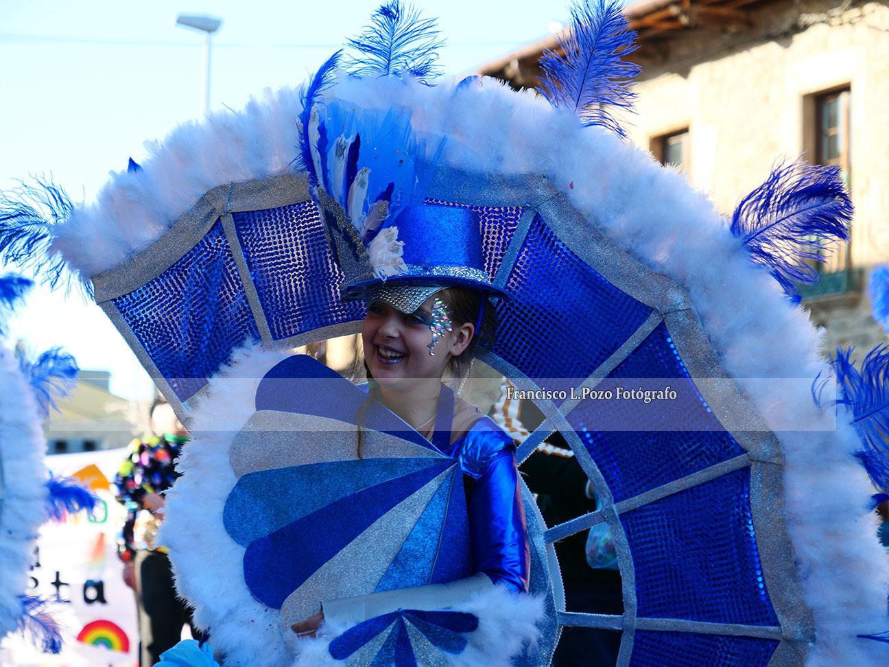 Carnaval 2020: Camponaraya sale a la calle a ritmo de comparsa 13