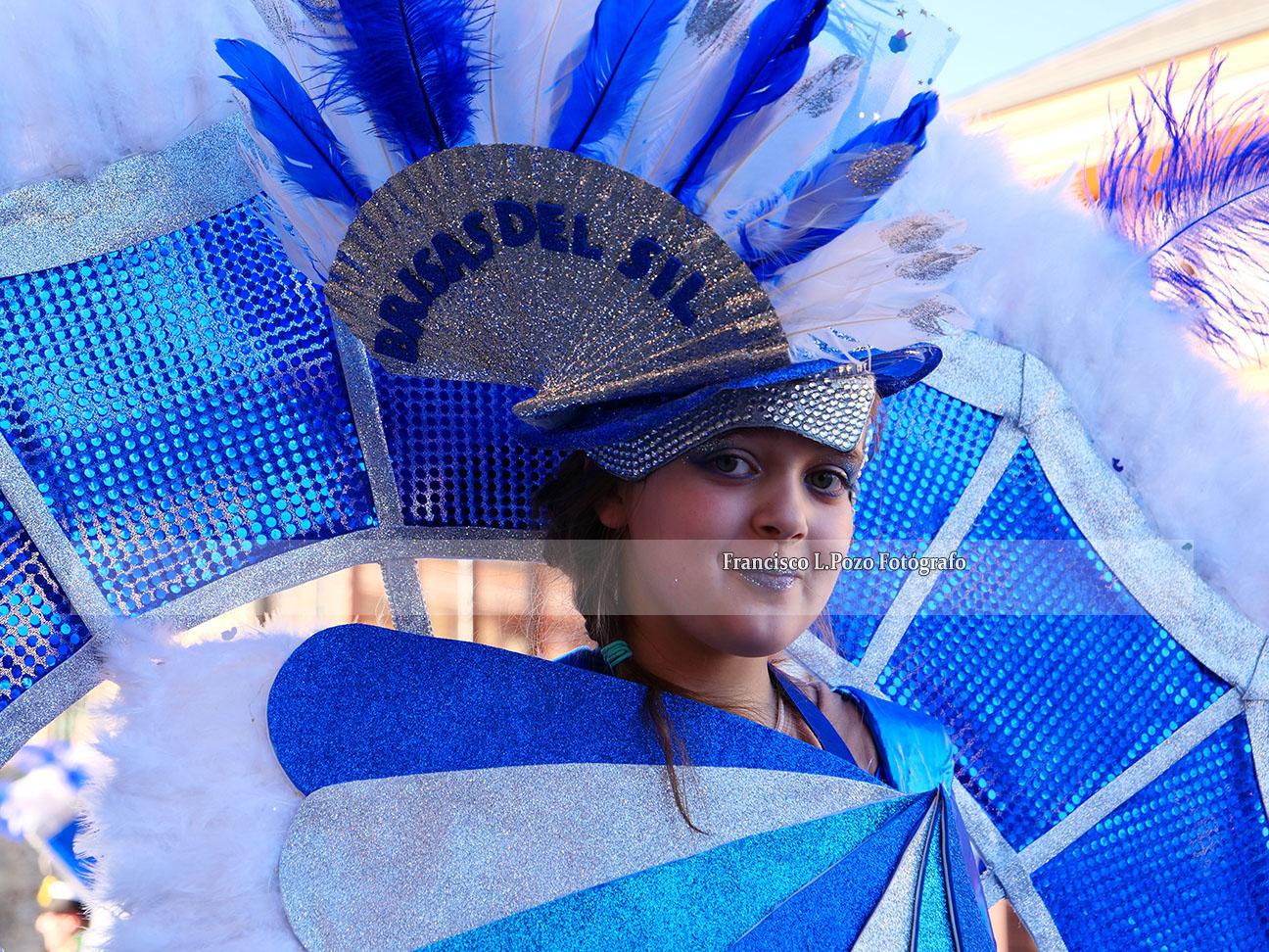 Carnaval 2020: Camponaraya sale a la calle a ritmo de comparsa 15