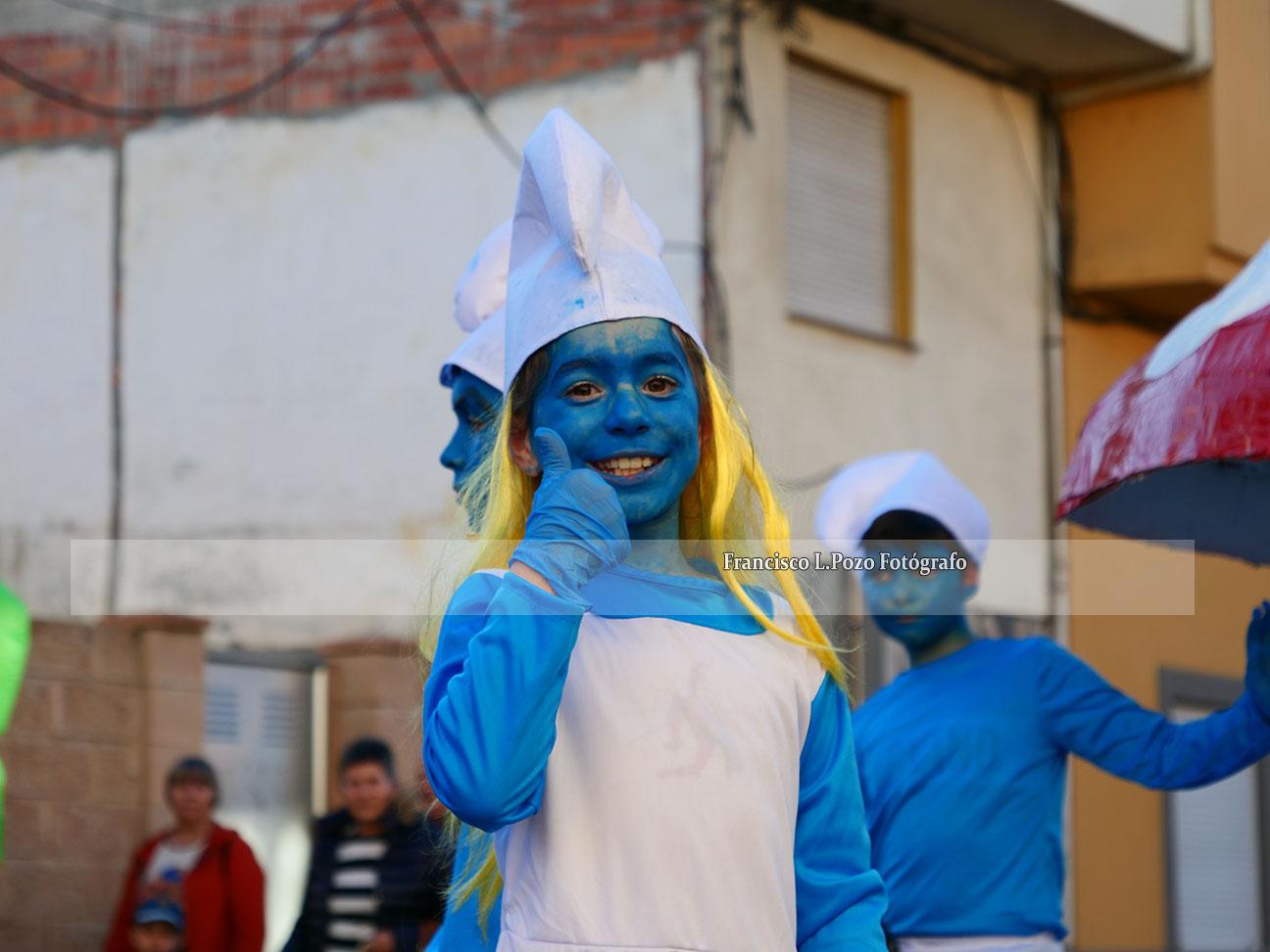 Carnaval 2020: Camponaraya sale a la calle a ritmo de comparsa 23
