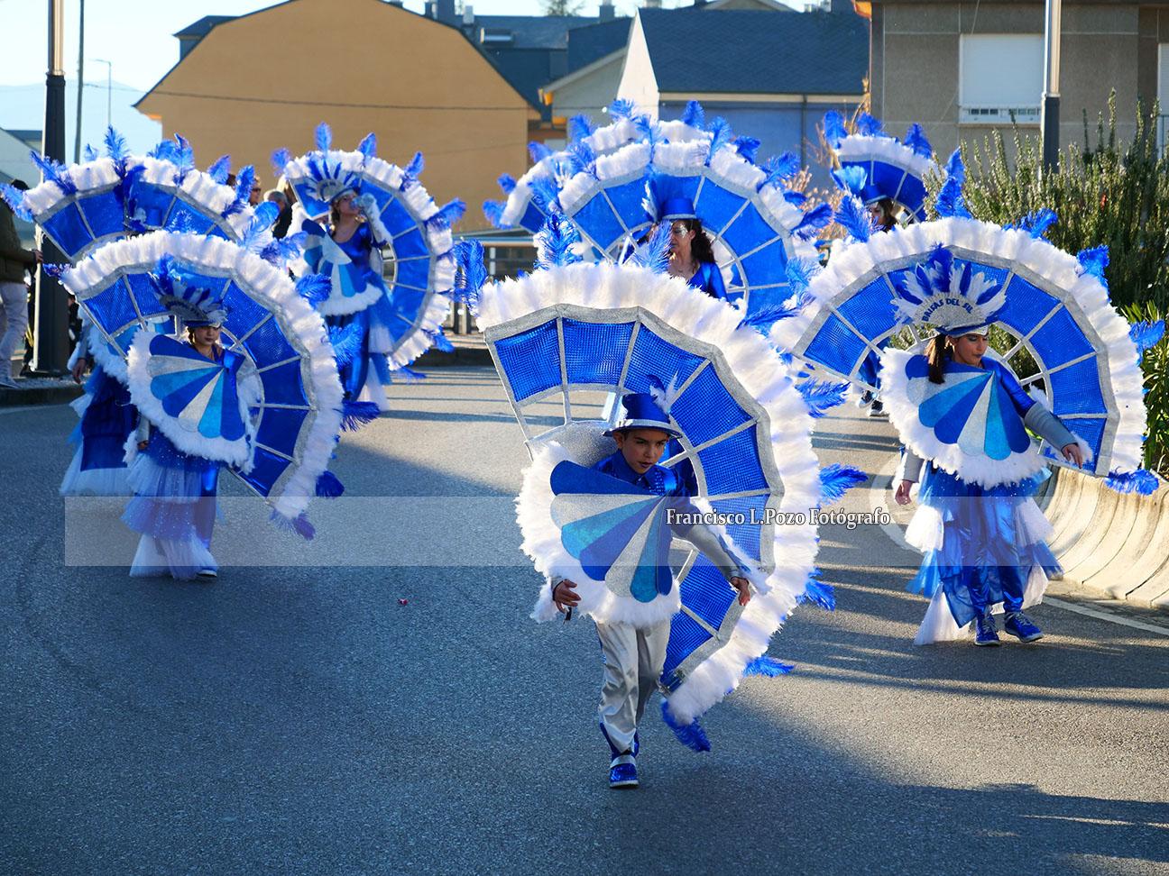 Carnaval 2020: Camponaraya sale a la calle a ritmo de comparsa 28