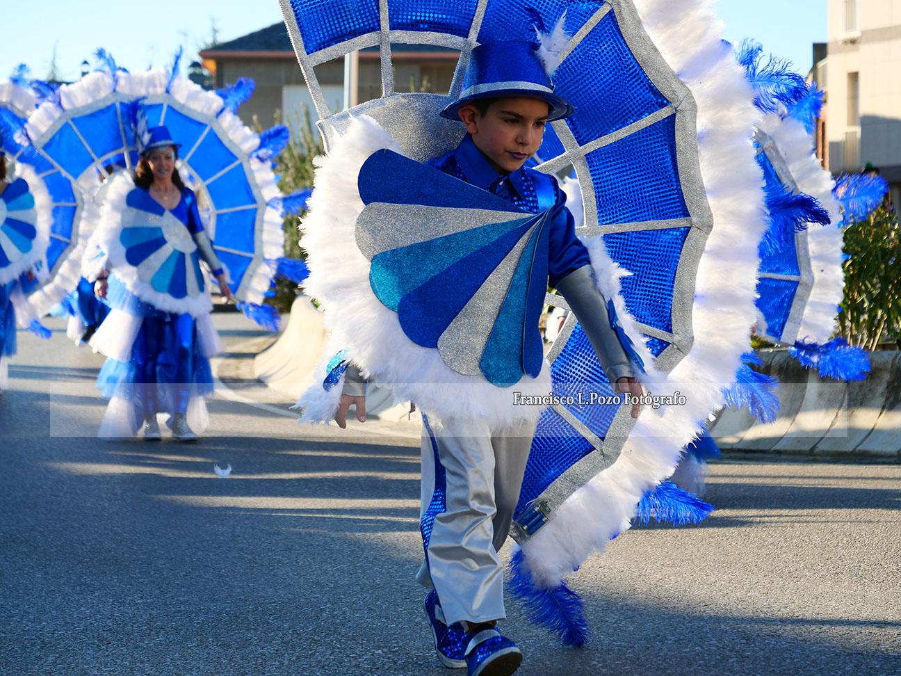Carnaval 2020: Camponaraya sale a la calle a ritmo de comparsa 29