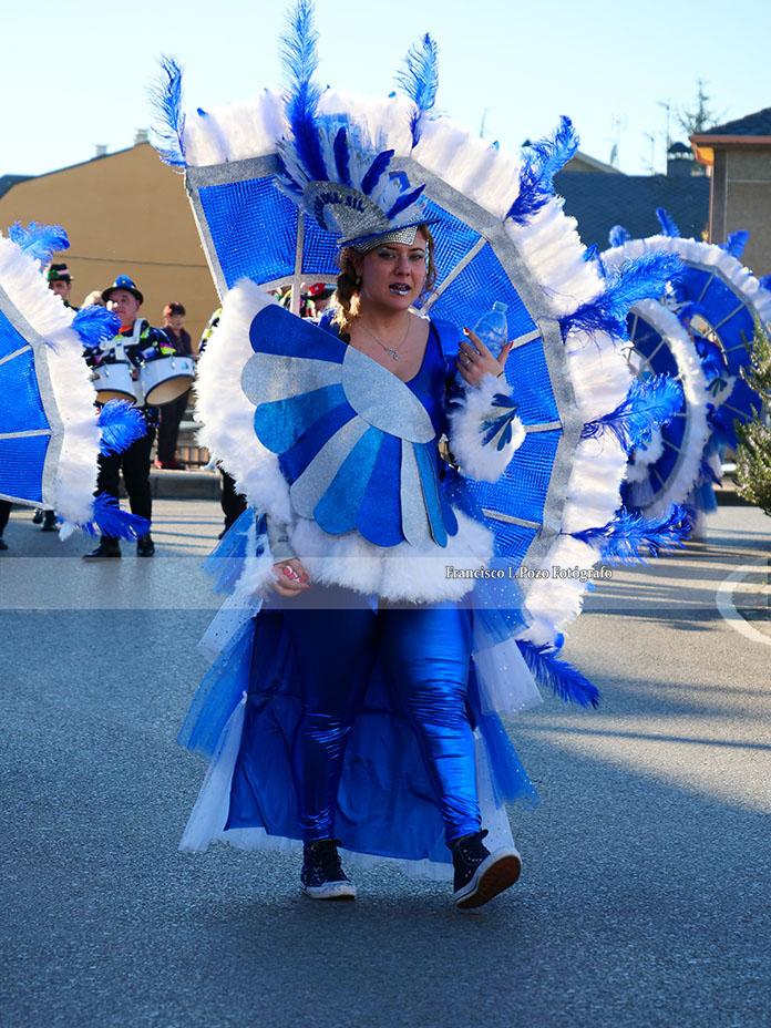 Carnaval 2020: Camponaraya sale a la calle a ritmo de comparsa 30