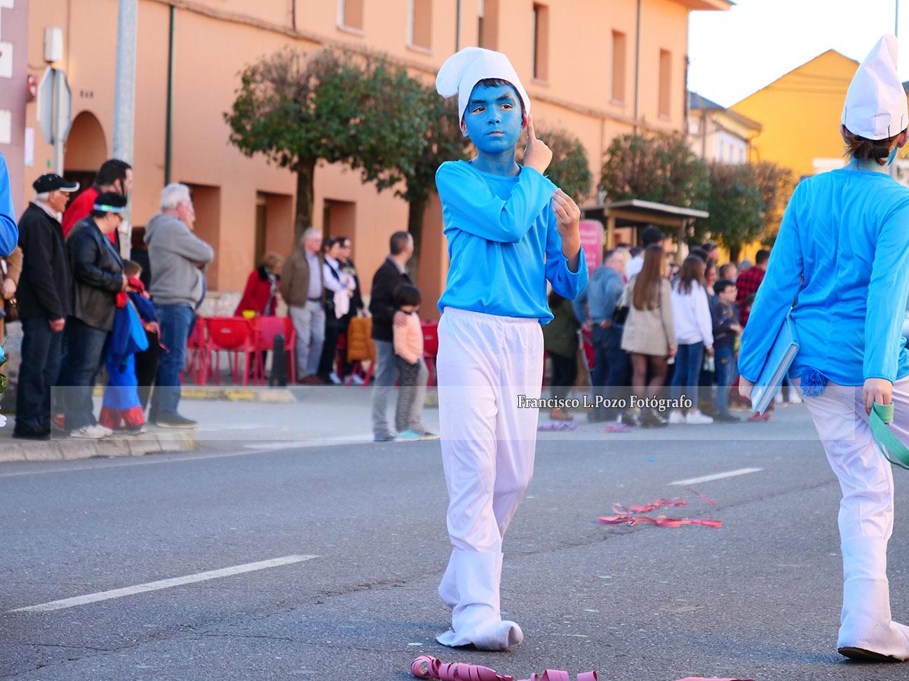 Carnaval 2020: Camponaraya sale a la calle a ritmo de comparsa 46