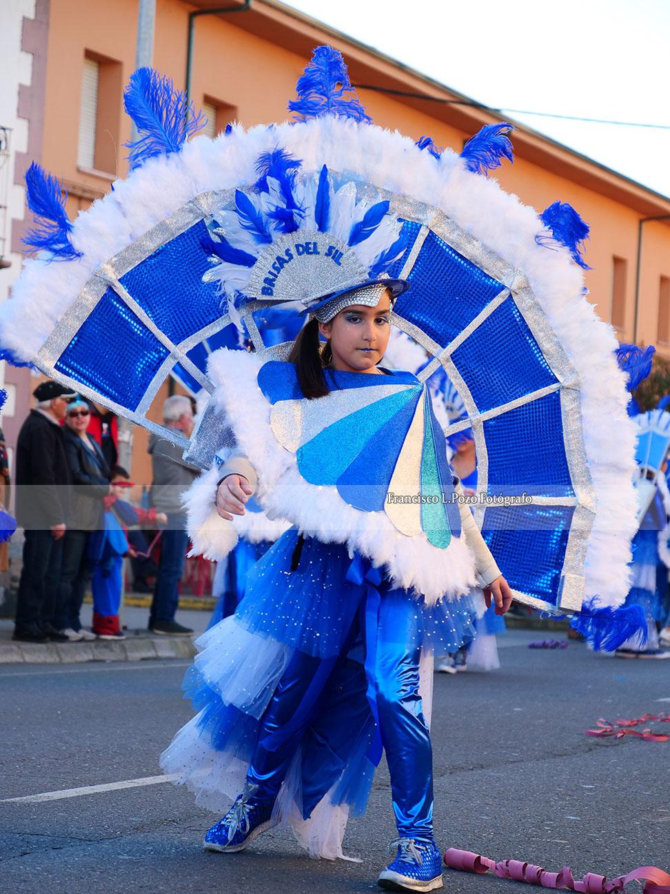 Carnaval 2020: Camponaraya sale a la calle a ritmo de comparsa 48