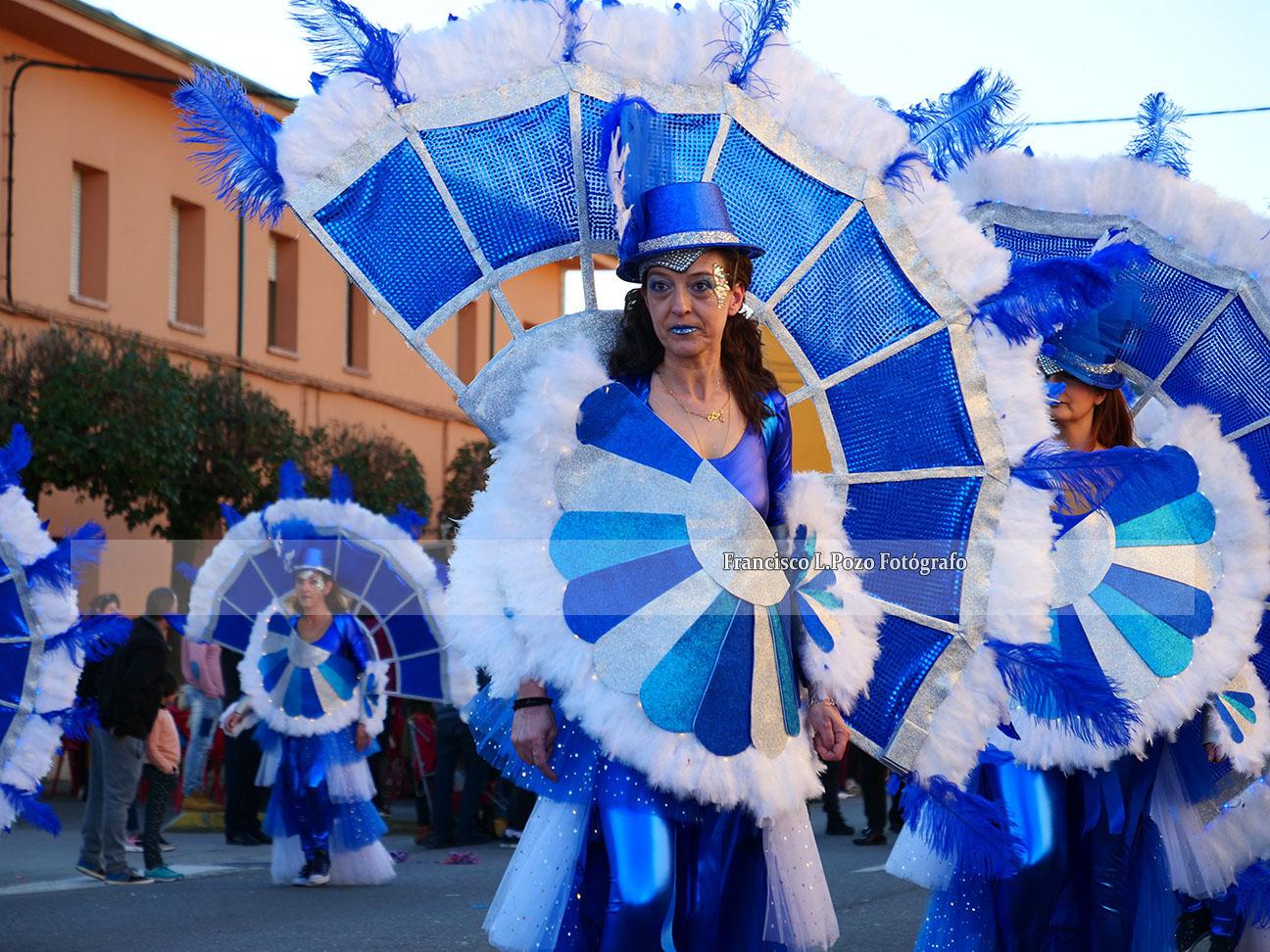 Carnaval 2020: Camponaraya sale a la calle a ritmo de comparsa 49