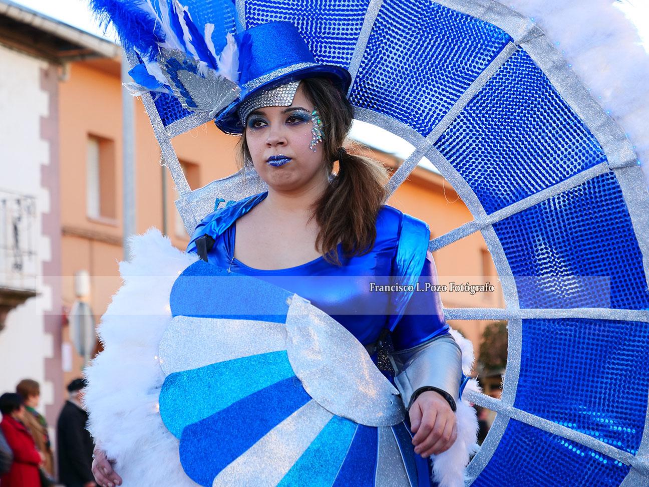 Carnaval 2020: Camponaraya sale a la calle a ritmo de comparsa 50