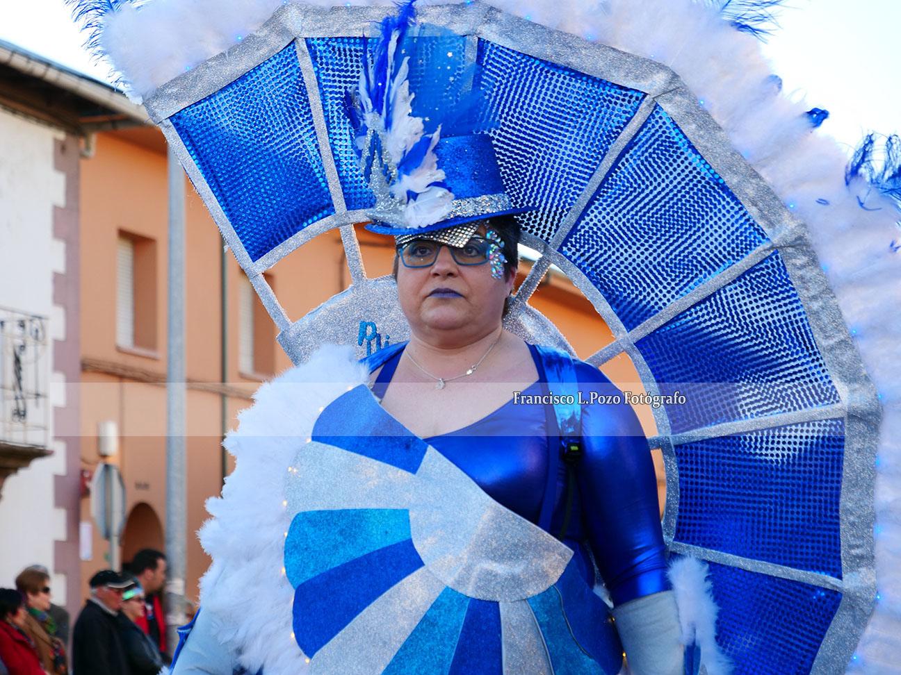 Carnaval 2020: Camponaraya sale a la calle a ritmo de comparsa 51
