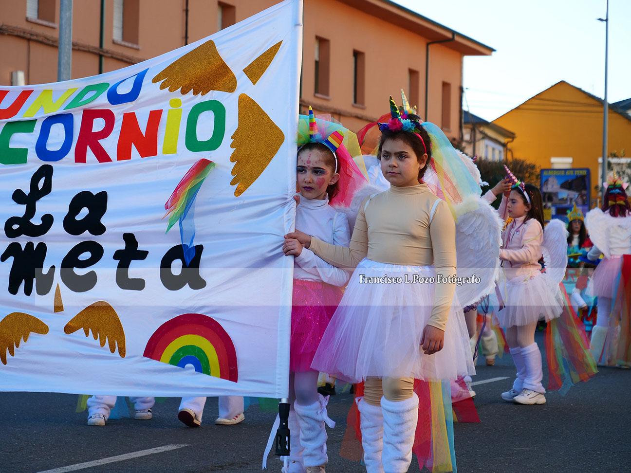Carnaval 2020: Camponaraya sale a la calle a ritmo de comparsa 59