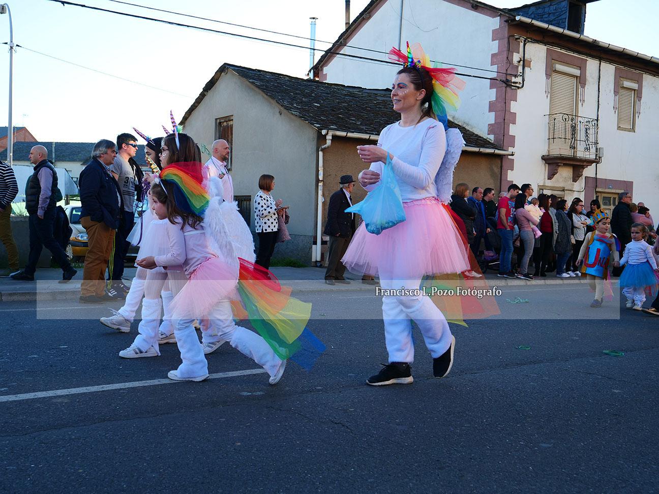 Carnaval 2020: Camponaraya sale a la calle a ritmo de comparsa 64