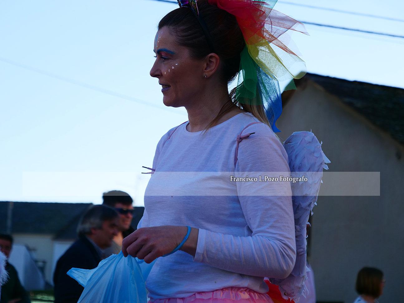 Carnaval 2020: Camponaraya sale a la calle a ritmo de comparsa 65