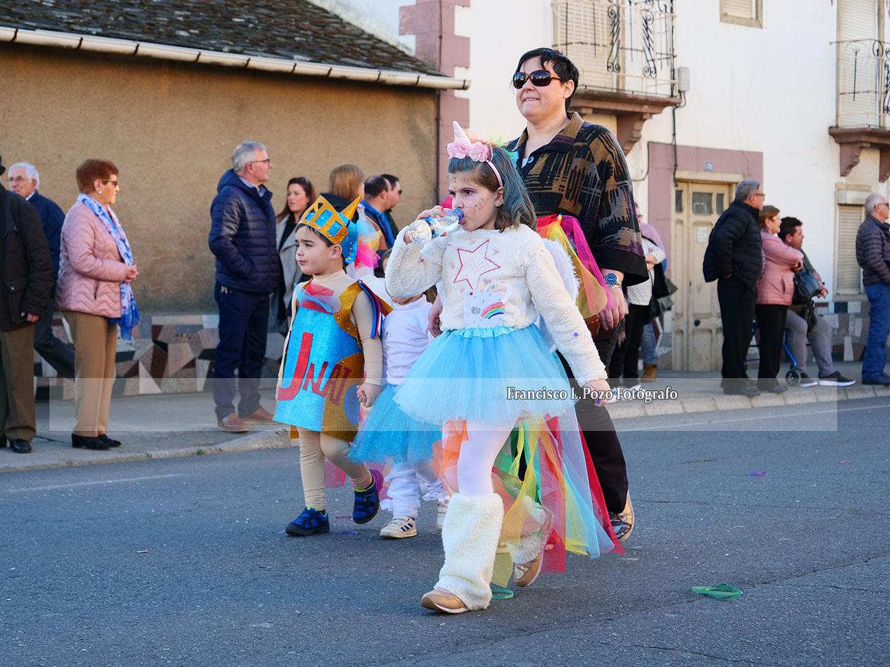 Carnaval 2020: Camponaraya sale a la calle a ritmo de comparsa 66