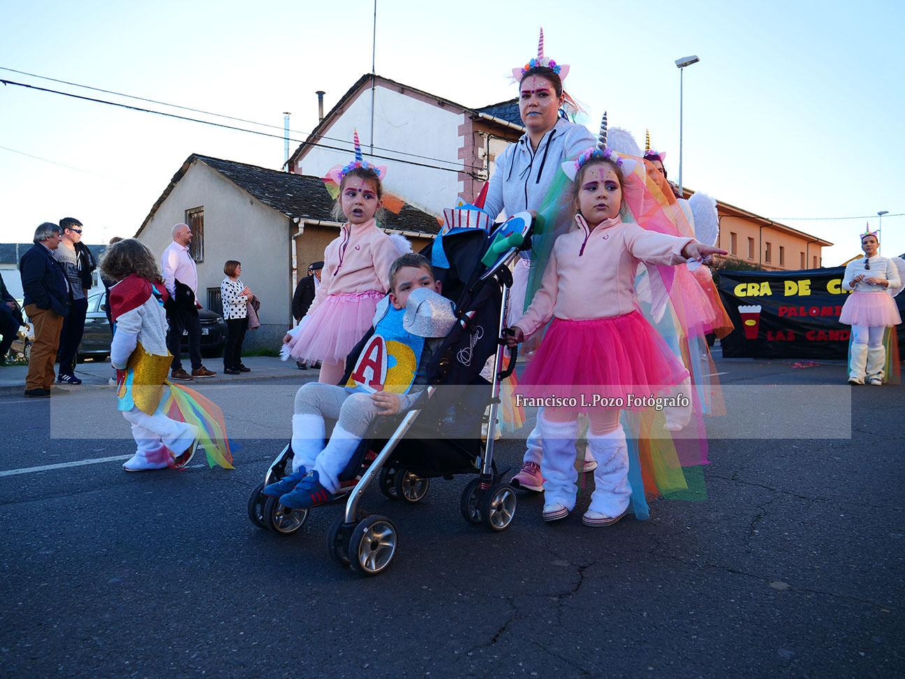 Carnaval 2020: Camponaraya sale a la calle a ritmo de comparsa 67