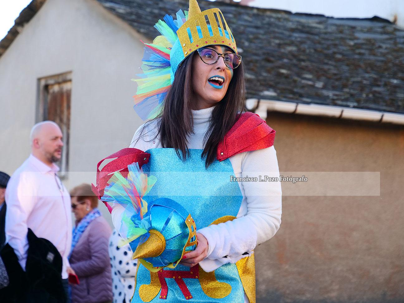 Carnaval 2020: Camponaraya sale a la calle a ritmo de comparsa 69