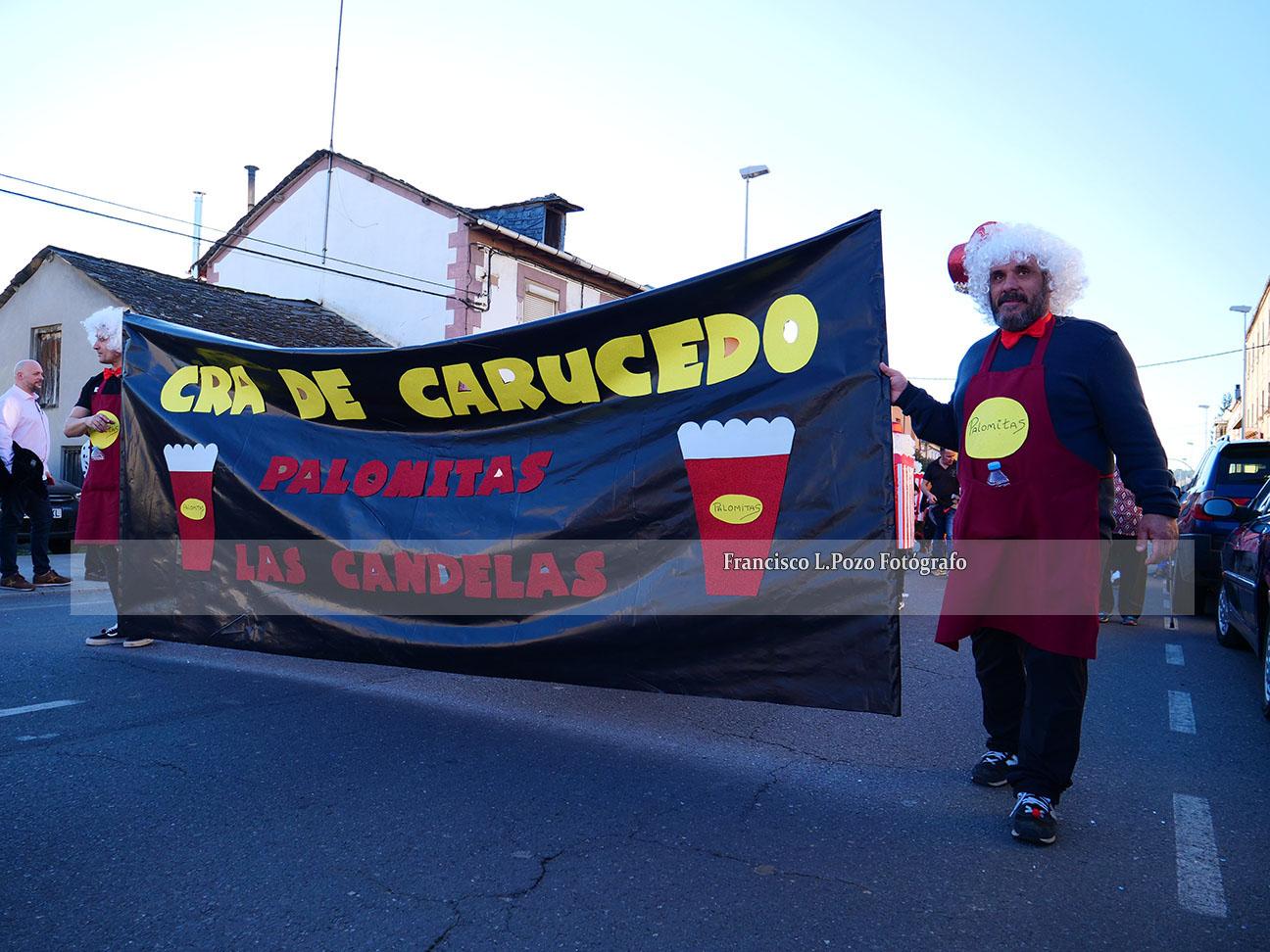 Carnaval 2020: Camponaraya sale a la calle a ritmo de comparsa 70