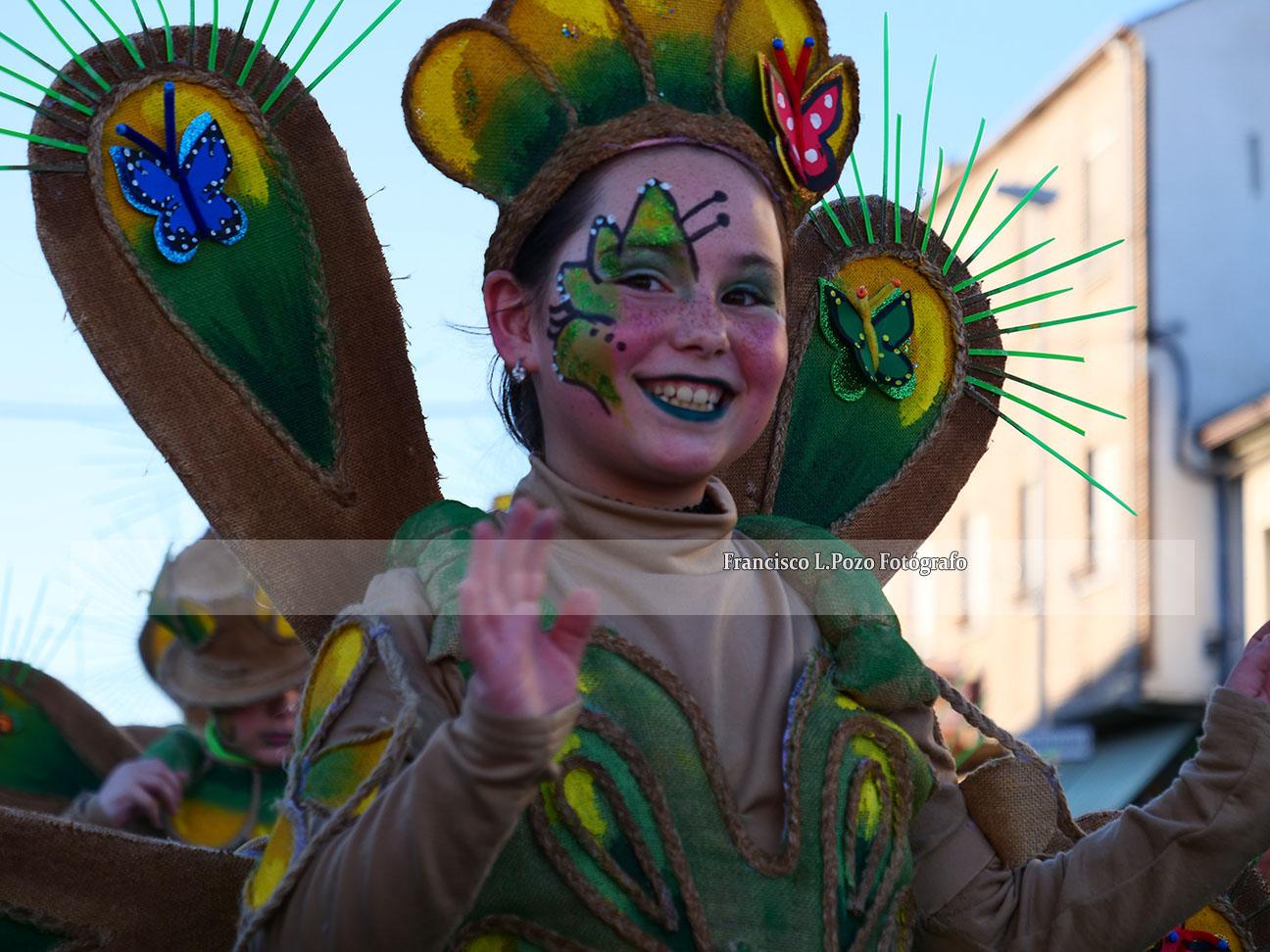 Carnaval 2020: Camponaraya sale a la calle a ritmo de comparsa 81
