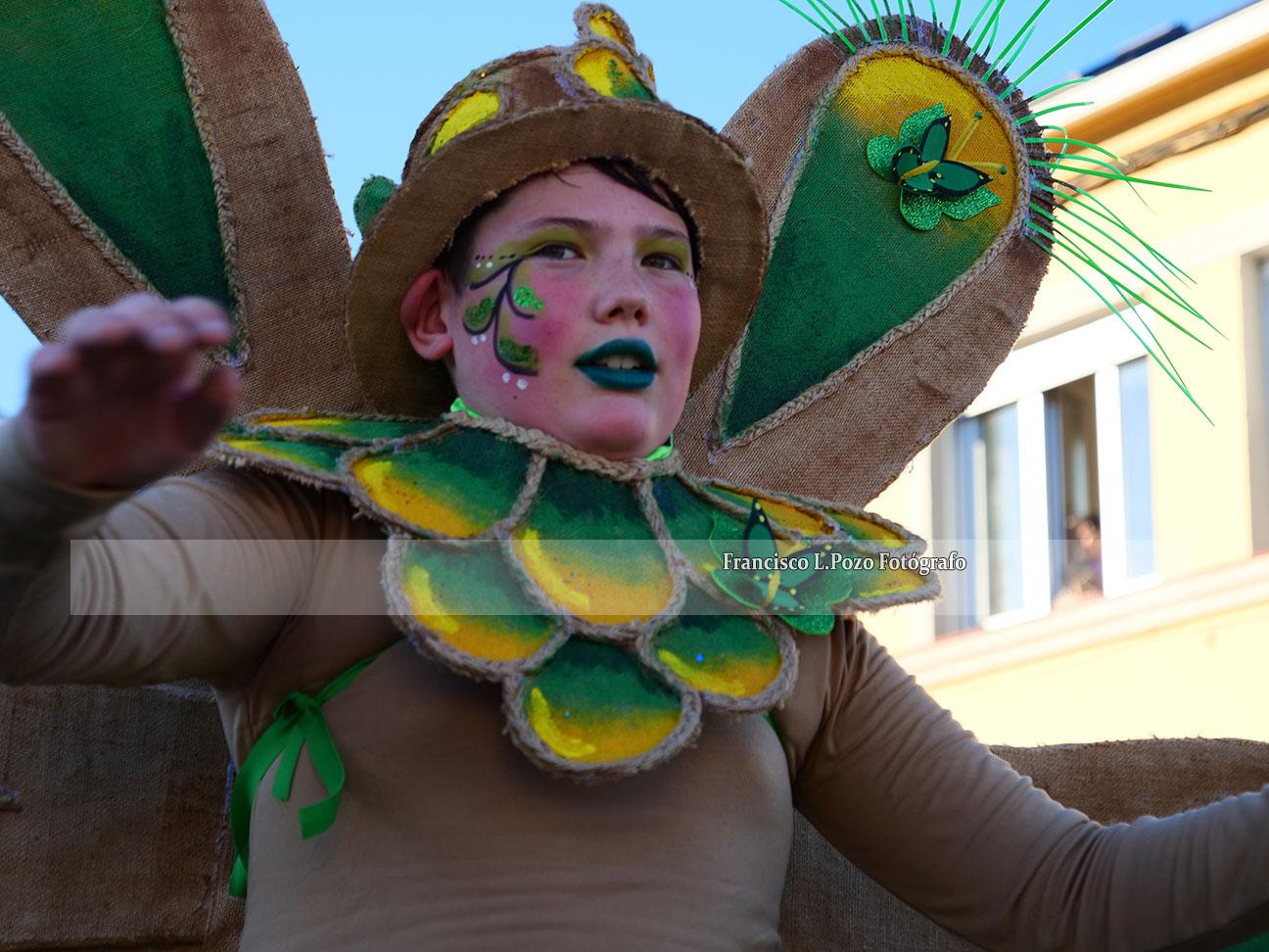 Carnaval 2020: Camponaraya sale a la calle a ritmo de comparsa 82