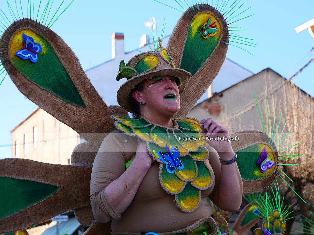 Carnaval 2020: Camponaraya sale a la calle a ritmo de comparsa 83