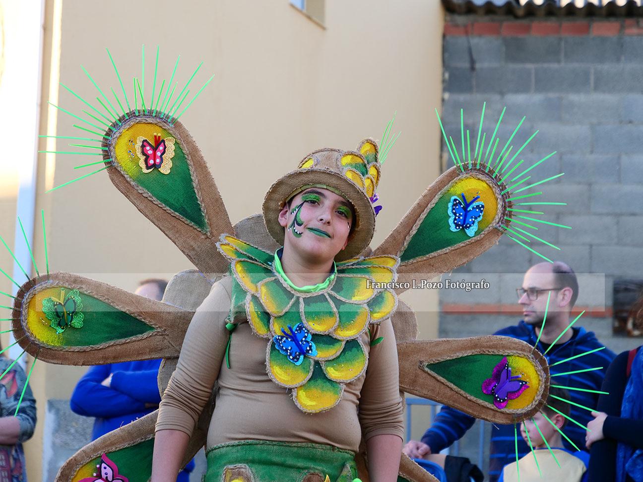 Carnaval 2020: Camponaraya sale a la calle a ritmo de comparsa 84