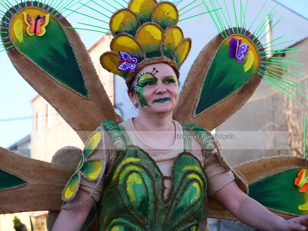 Carnaval 2020: Camponaraya sale a la calle a ritmo de comparsa 85