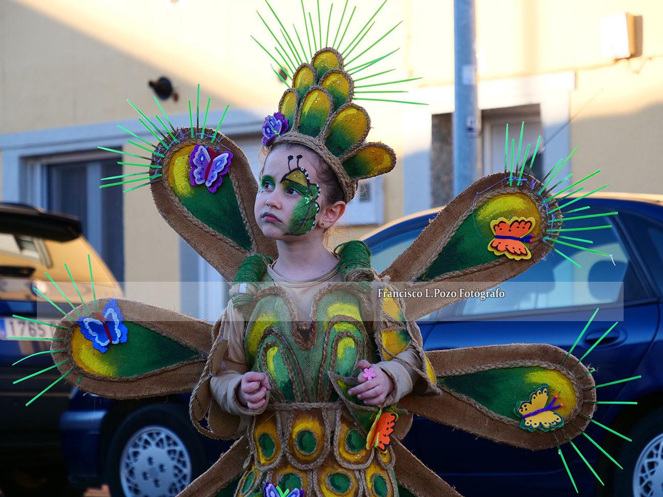 Carnaval 2020: Camponaraya sale a la calle a ritmo de comparsa 86