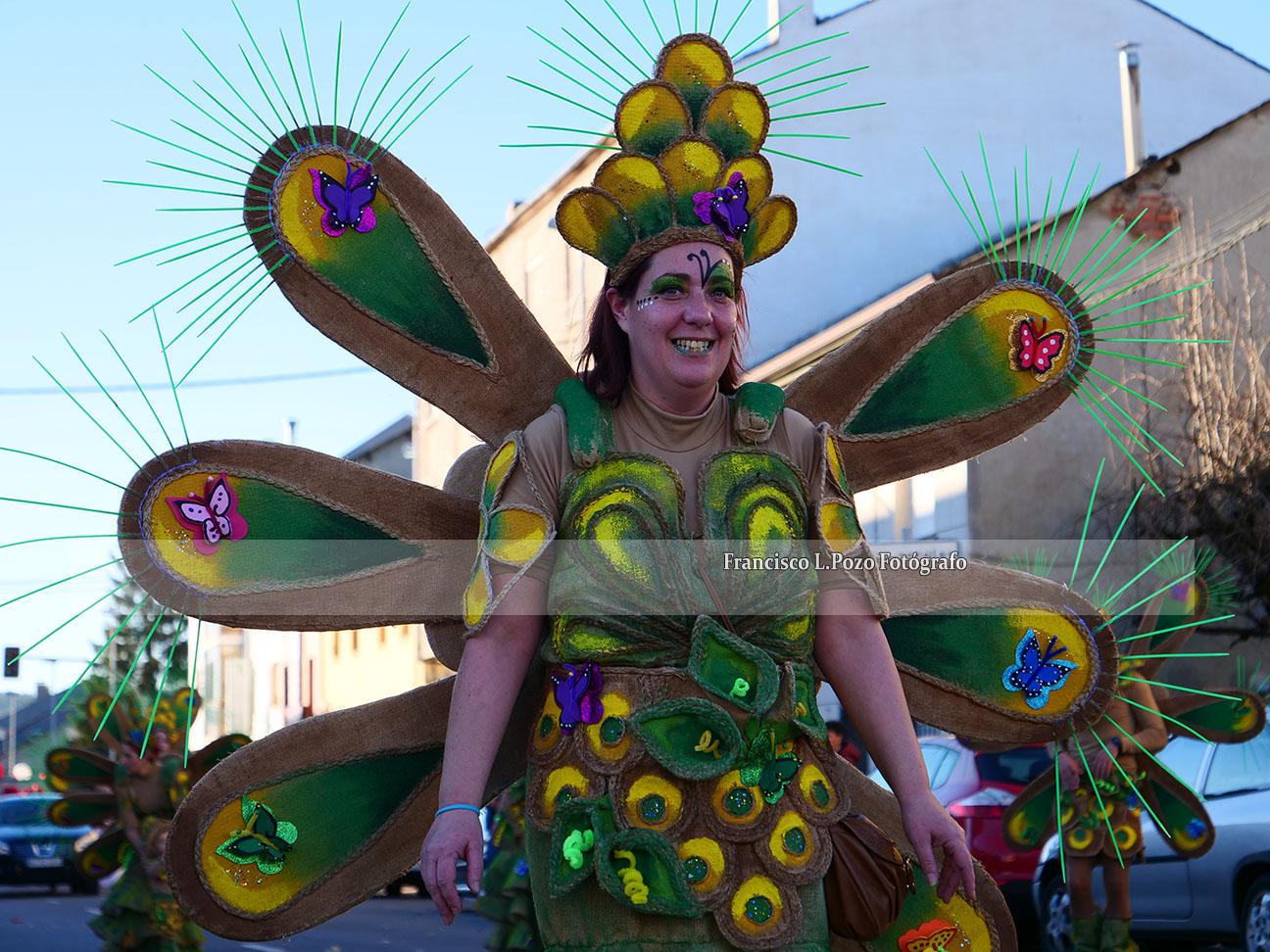 Carnaval 2020: Camponaraya sale a la calle a ritmo de comparsa 87