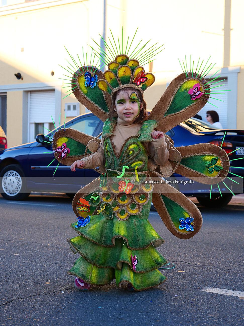 Carnaval 2020: Camponaraya sale a la calle a ritmo de comparsa 88