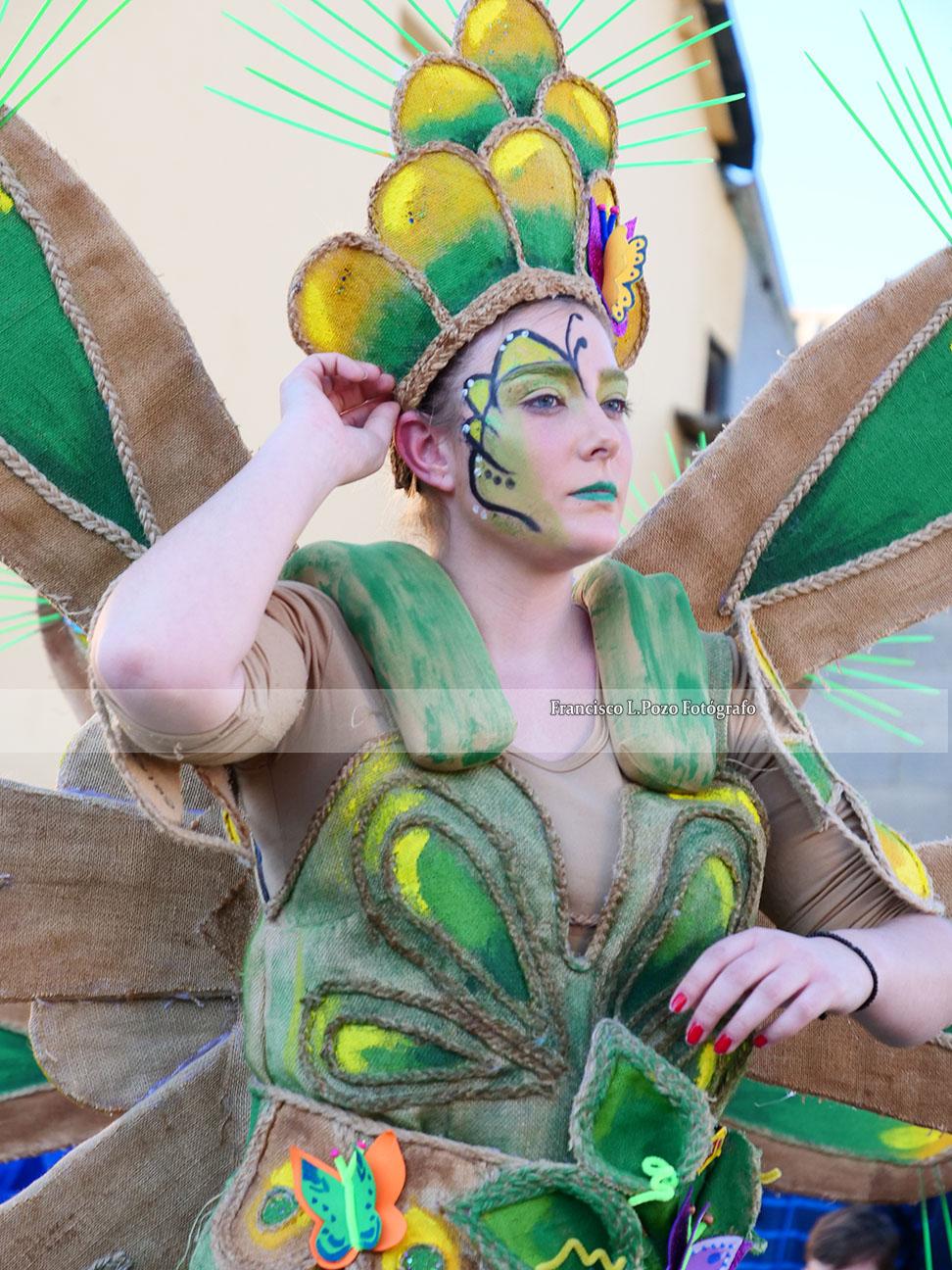 Carnaval 2020: Camponaraya sale a la calle a ritmo de comparsa 90