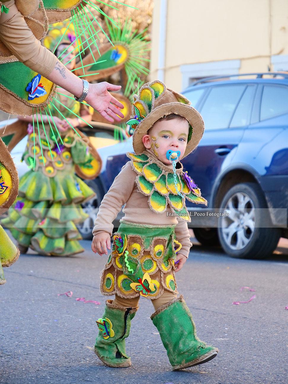Carnaval 2020: Camponaraya sale a la calle a ritmo de comparsa 91