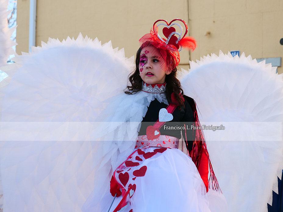 Carnaval 2020: Camponaraya sale a la calle a ritmo de comparsa 94