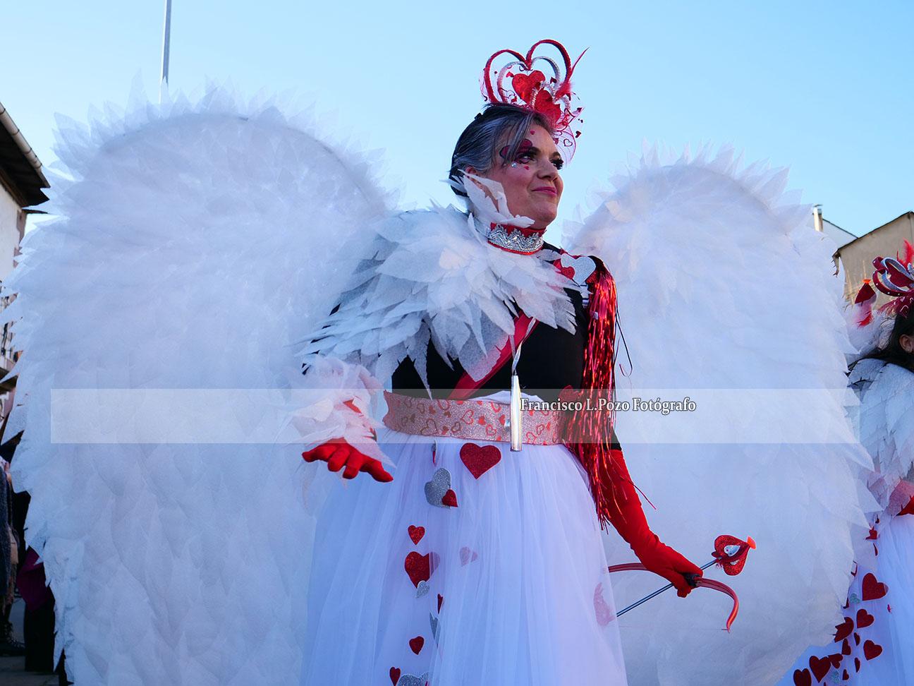 Carnaval 2020: Camponaraya sale a la calle a ritmo de comparsa 96
