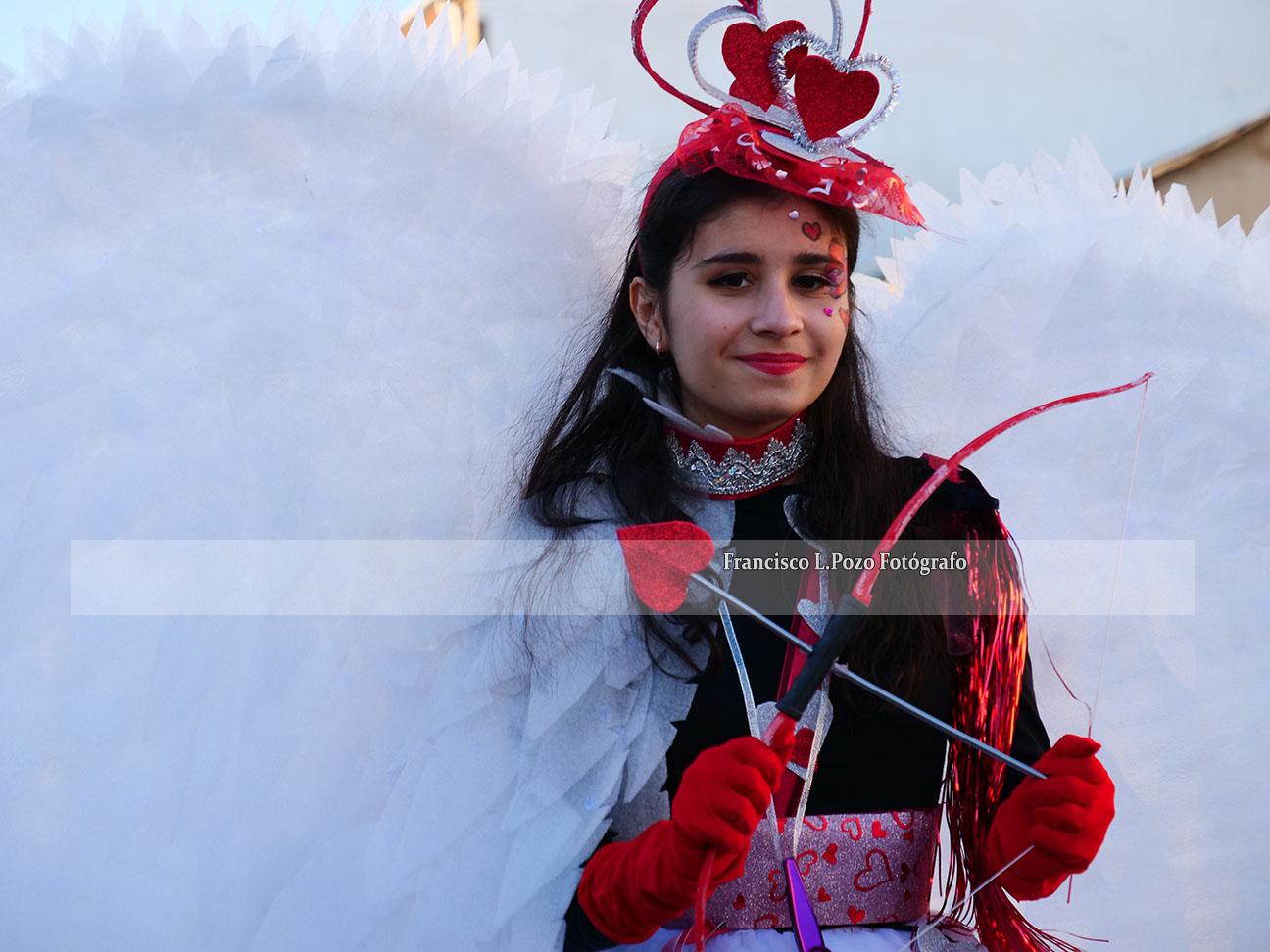 Carnaval 2020: Camponaraya sale a la calle a ritmo de comparsa 98