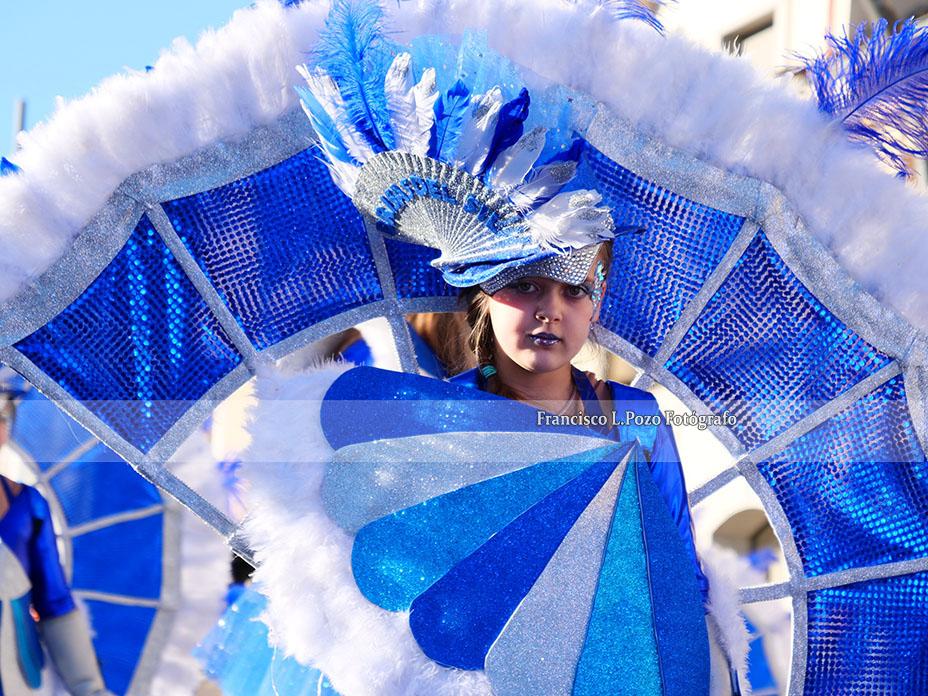 Carnaval 2020: Camponaraya sale a la calle a ritmo de comparsa 120