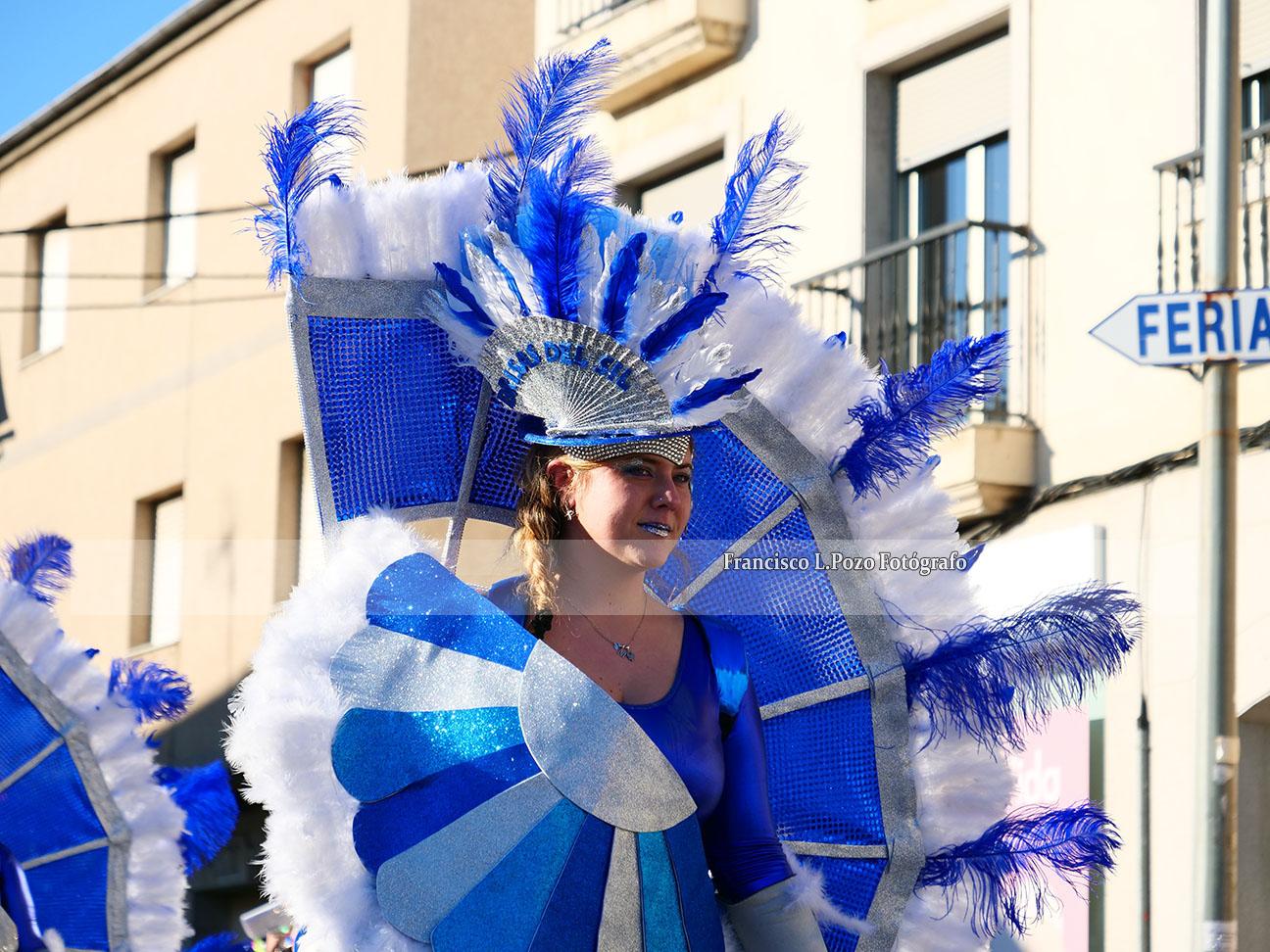 Carnaval 2020: Camponaraya sale a la calle a ritmo de comparsa 121