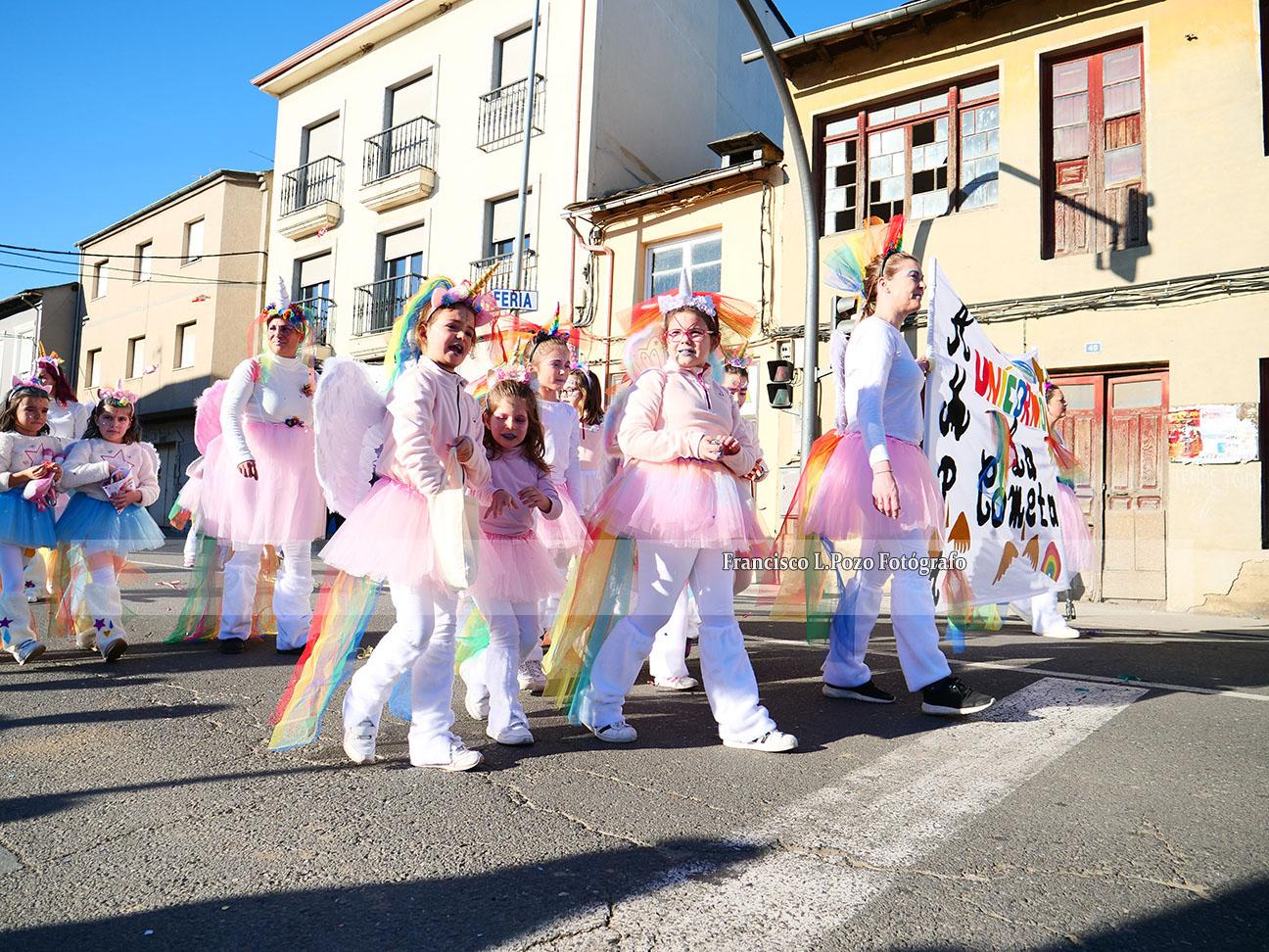 Carnaval 2020: Camponaraya sale a la calle a ritmo de comparsa 127