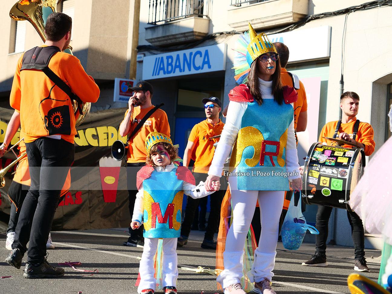 Carnaval 2020: Camponaraya sale a la calle a ritmo de comparsa 129