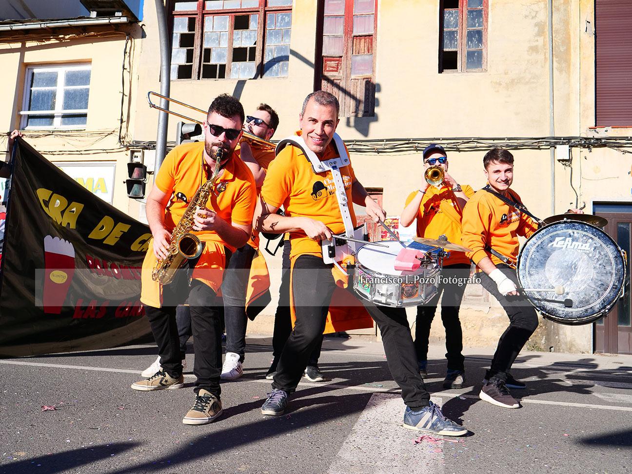 Carnaval 2020: Camponaraya sale a la calle a ritmo de comparsa 131